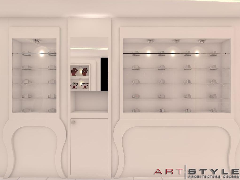 Nisa Gümüş, Gümüş Mağazası Tasarımları (3)