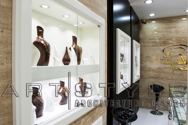 Ercan Kuyumculuk, Kuyumcu Dekorasyon, Artstyle Mimarlık (10)