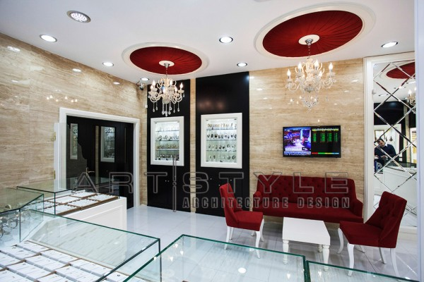 Ercan Kuyumculuk, Kuyumcu Dekorasyon, Artstyle Mimarlık (11)