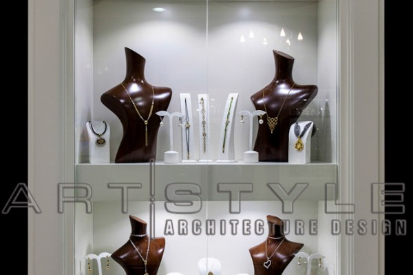 Ercan Kuyumculuk, Kuyumcu Dekorasyon, Artstyle Mimarlık (18)
