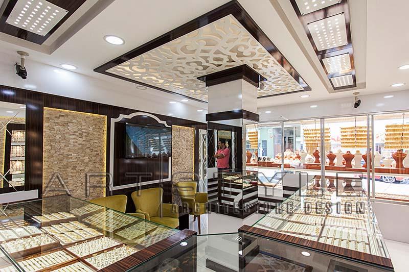 Damla kuyumculuk, kuyumcu dekorasyonu, kuyumcu dekorasyon, kuyumcu dekorasyonları, artstyle mimarlık (8)