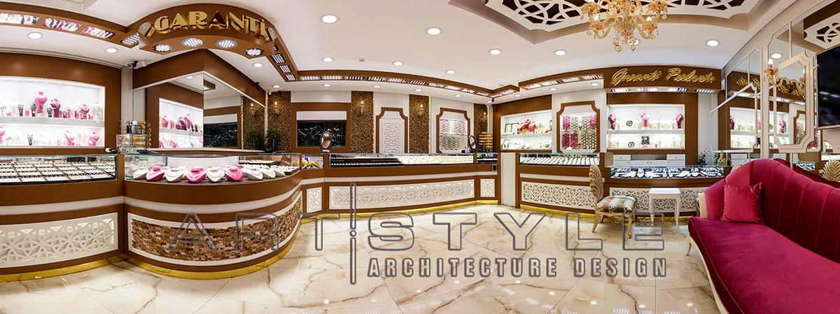 Garanti Kuyumculuk, kuyumcu dekor, kuyumcu mimar, artstyle mimarlık (12)