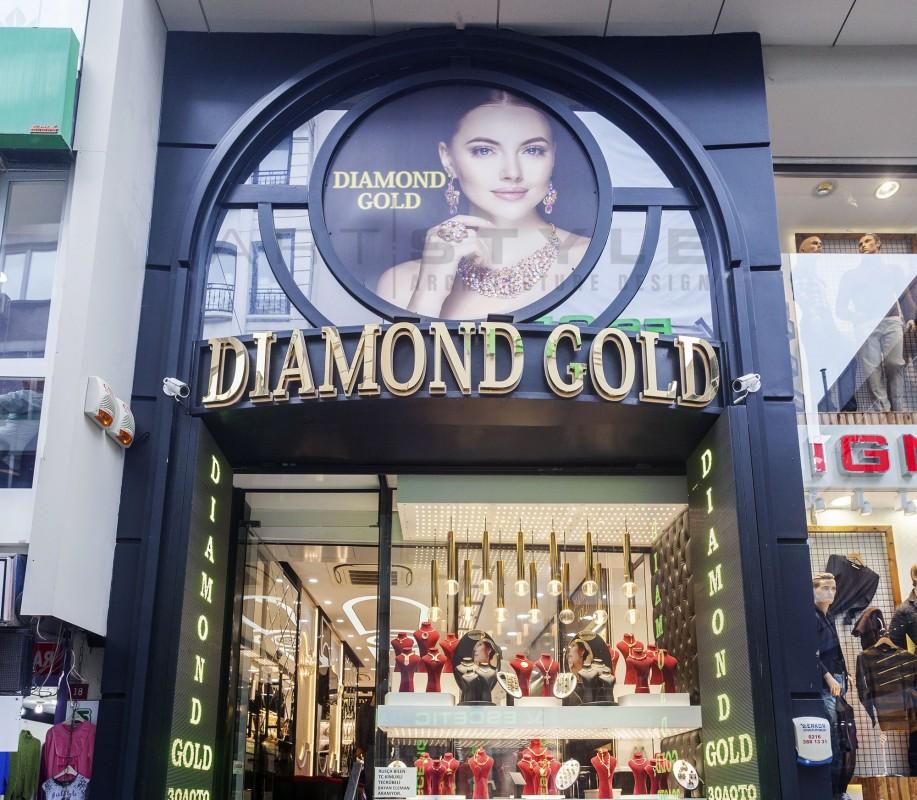 kuyumcu dekorasyon, kuyumcu dekorlari, kuyumcu dekorasyon fiyatları, kuyumcu, diamond gold kuyumculuk